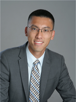 Christopher Yeung, Financial Solutions Advisor