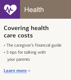 Ad tile: Covering health care costs